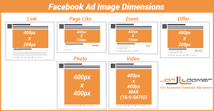 facebook image dimensions for 9 ad