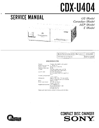 sony cdx gt340 wiring diagram sony image wiring sony discjockey wiring diagram wiring diagrams and schematics on sony cdx gt340 wiring diagram