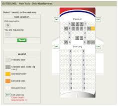 norwegian s 787 premium cabin norwegian has 32 recliner seats in premium