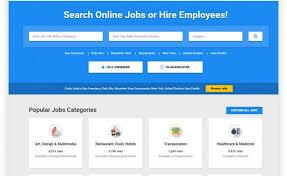 Html Website Templates Enchanting 28 Best Job Board HTML Website Templates 2818
