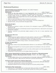 Sample Resume For Staff Nurse Position sample resume for staff nurse position staff nurse resume staff 1
