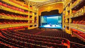 Palais Theatre Seating Chart Top 10 Opera Destinations For 2018 The National