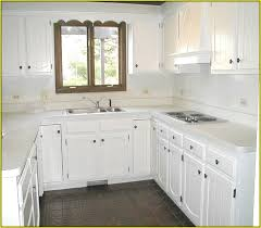 kitchen cabinets painted white before and afterOak Kitchen Cabinets Painted White Before And After  Home Design