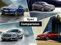 Find great deals at mercedes showroom in pompano beach, fl on carsforsale.com®. 2019 Bmw 3 Series Vs Mercedes Benz C Class Vs Audi A4 Vs Jaguar Xe Zigwheels
