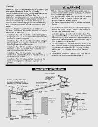 garage door arm bracket beautiful chamberlain garage door opener manual 3 638 cb