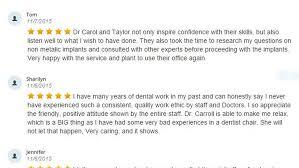 Janette Carroll DDS Corporate Information