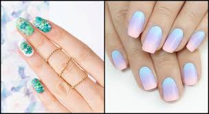 25 Gorgeous Nail Art Ideas And Designs for Summer 2017 - Trend To Wear