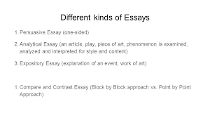 nandini shah susan singh ppt video online different kinds of essays