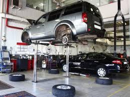 Retail Auto-mobile Setting Plan
