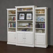 beautiful solid wood bookcase dark oak fnish open shelves one trends and white bookshelf images