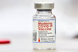 The vaccine is approved for people who are 18 years of age and older. Moderna S Covid 19 Vaccine Is Cleared In Europe Wsj