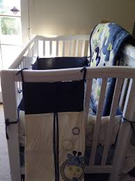 although pers are being discouraged i never had a problem with kenzie using them i like the crib sheet pattern and the neutral pattern on the dust