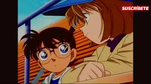 moments conan x haibara - YouTube
