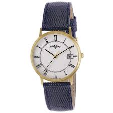 rotary elite 18ct gold gents watch on leather band rotary rotary elite 18ct gold gents watch on leather band