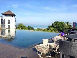 infinity pool bali. Fine Pool Pullman Bali Legian Beach Infinity Pool With Pool