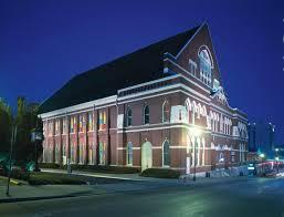Media Ryman Auditorium