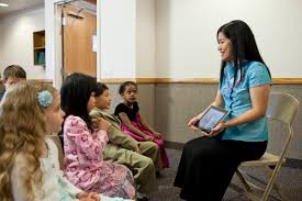 primary teacher ipad share