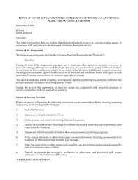 Letter Of Intent To Hire Template Write Happy Ending