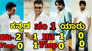 Kannada Actors Height Chart