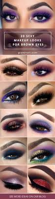 eye makeup brown eyes are so gorgeous and the best thing about them is that you can rock any style of makeup check out the top twenty eye makeup looks