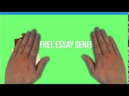 essay generator   essay generator