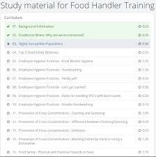 Food Handlers Test Answers Oregon Food Handlers Certification Exclusive Servsafe Food Handler