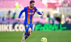 departure of Messi ...