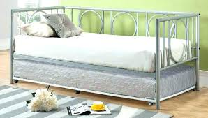 twin bed with pop up trundle. Pop Up Trundle Bed Twin To King . With