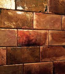 home interior useful copper tiles for kitchen backsplash sheet home design ideas glass tile from