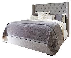 Sorinella Queen Upholstered Bed, Gray, ...