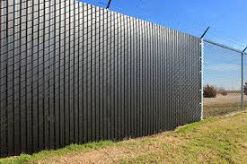 Chain Link Fence Slats Preslatted Fences Are With Design