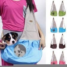 $14.07 - <b>Dog</b> Cat <b>Carrier</b> Travel Portable Backpack Canvas ...