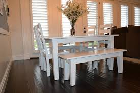 Kitchen Round Wood Dining Table Antique White Round Dining Table