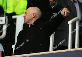 West Ham chief executive Eggert Magnusson stands Editorial Stock Photo -  Stock Image