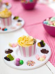 Karas Party Ideas Shabby Chic Baking Themed Birthday Party