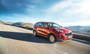 Kia Sportage first drive, CAR+ April 2016 by CAR Magazine