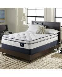 king pillow top mattress. Serta Perfect Sleeper Wayburn Super Pillow Top King-size Mattress Set (Low Profile King