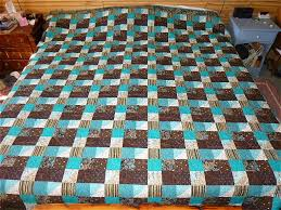Big Horn Mountain Creations, Quilting and Embroidery: Turquoise ... & Quilting details Adamdwight.com