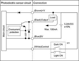autonics bs5 t2m phootoelectric sensors t type 5 24 vdc autonics bs5 series npn