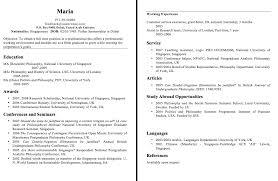 Full Resume Format Inspiration Decoration