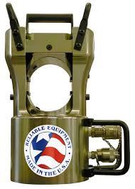 Alcoa 60 Ton Die Chart Rel 60 Series 60 Ton Hydraulic Compression Tool Rel 60da Rel