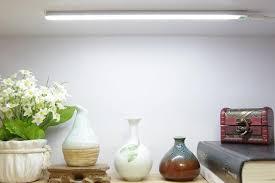 shelf lighting strips. LED Under Cabinet Lighting Touch Control Dimmable Counter Light Strips  For Kitchen Closet Shelf Wardrobe Shelf Lighting Strips