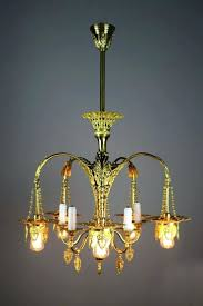 chandeliers absolutely outstanding gas electric bare bulb five light fixture from a unique bare bulb