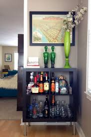 small bar furniture for apartment. Home Bar Sets Small Furniture Splendid Apartment Kitchen Design With Mini Featured Plus White Cabinet And For A
