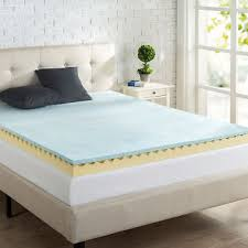 memory foam bed topper. Night Therapy 4 Memory Foam Bed Topper