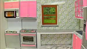 diy kitchen furniture. Diy Doll Kitchen │How To Make A For Barbie │DIY Dolls Furniture H