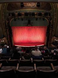 New Amsterdam Seating Chart Broadway Photos At New Amsterdam Theatre