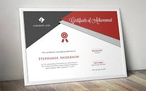 50 Certificate Templates To Design Stunning Awards ~ Creative Market ...