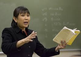 Teaching - Maria Griffith