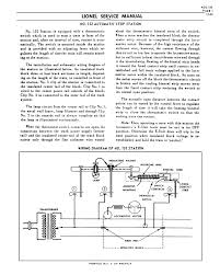 need internal wiring diagram for pre war station o gauge rob
